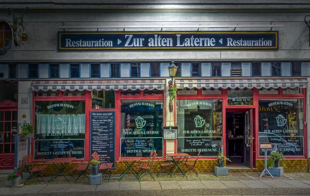 Abrir e Inaugurar um Restaurante de Sucesso - Ponto Comercial