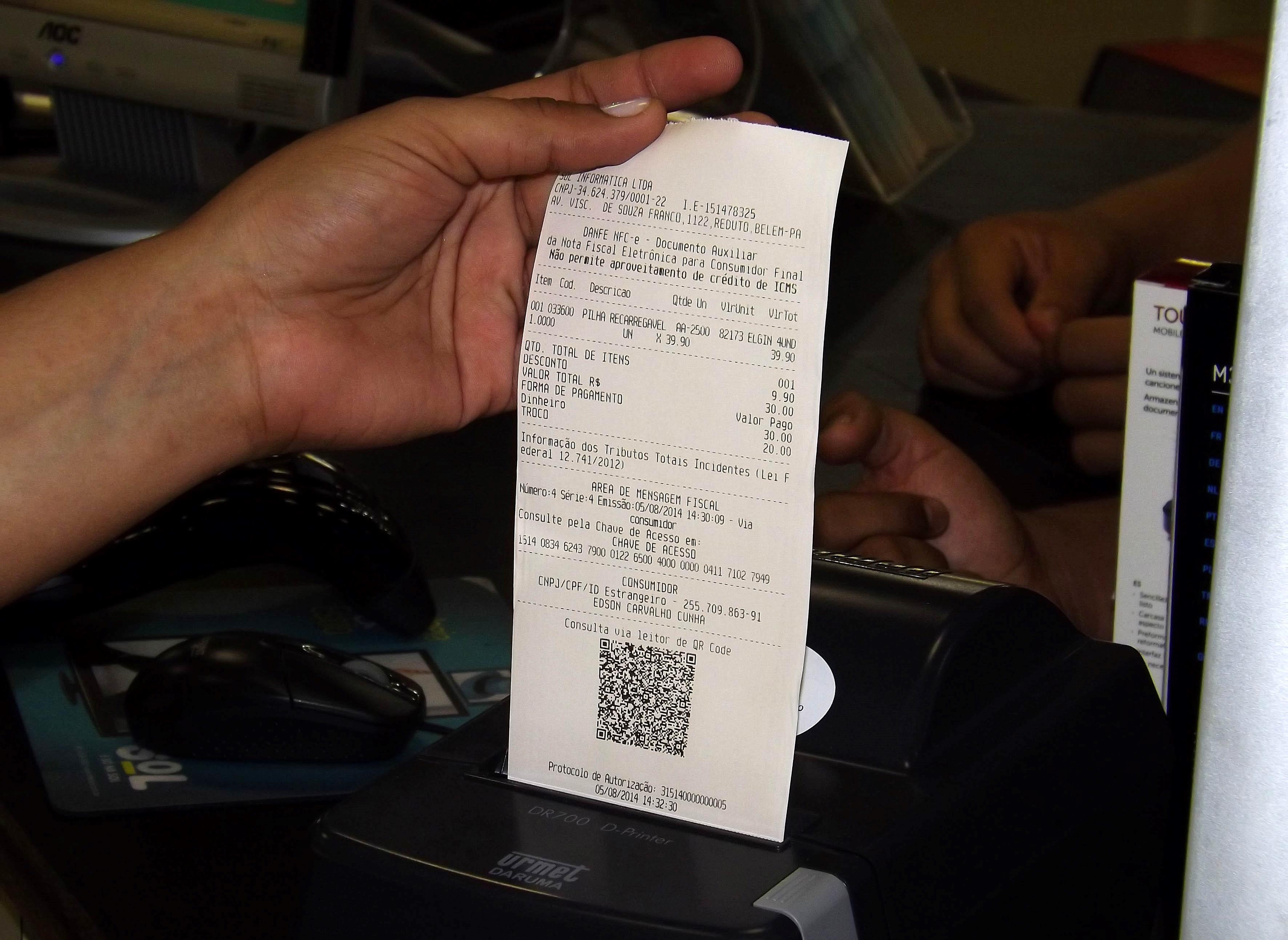 NFC-e, SAT e ECF para restaurantes: qual nota fiscal utilizar?