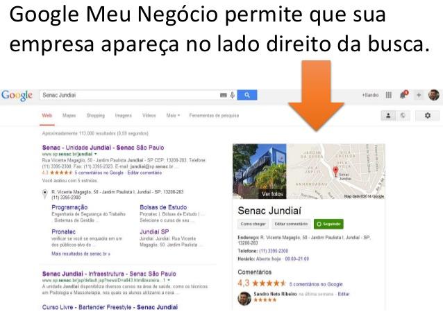 Google Meu Negócio para Restaurantes