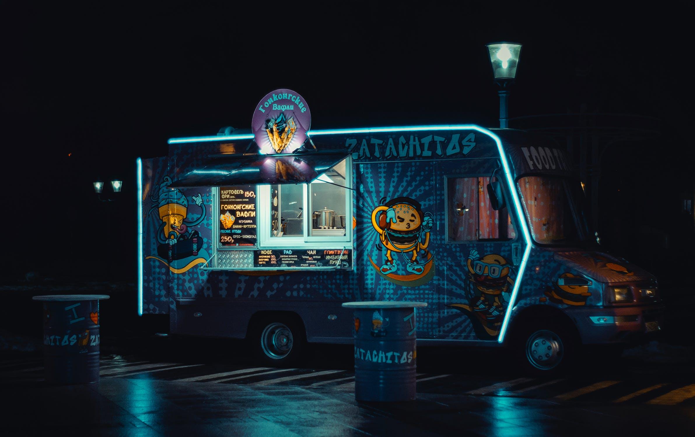 Sistema para Food Truck – Download Grátis