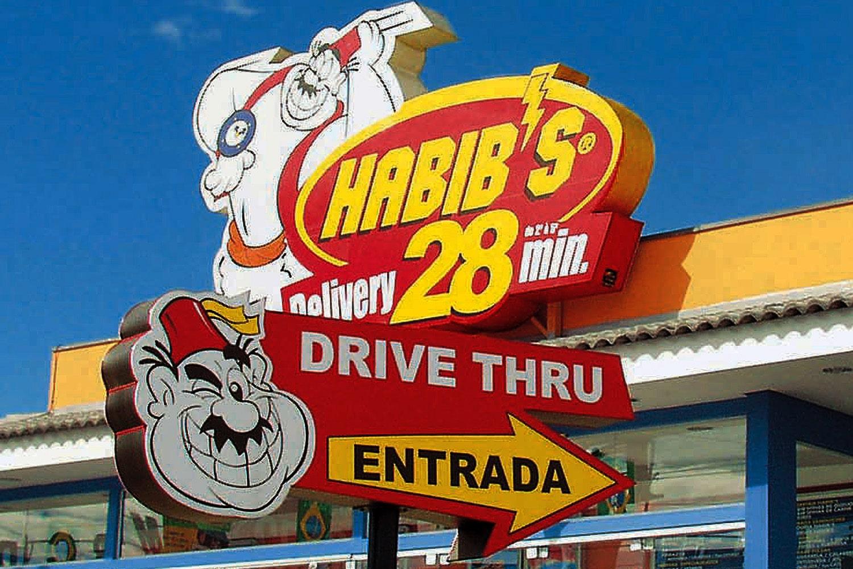 Habib's investe em Delivery para crescer em 2020