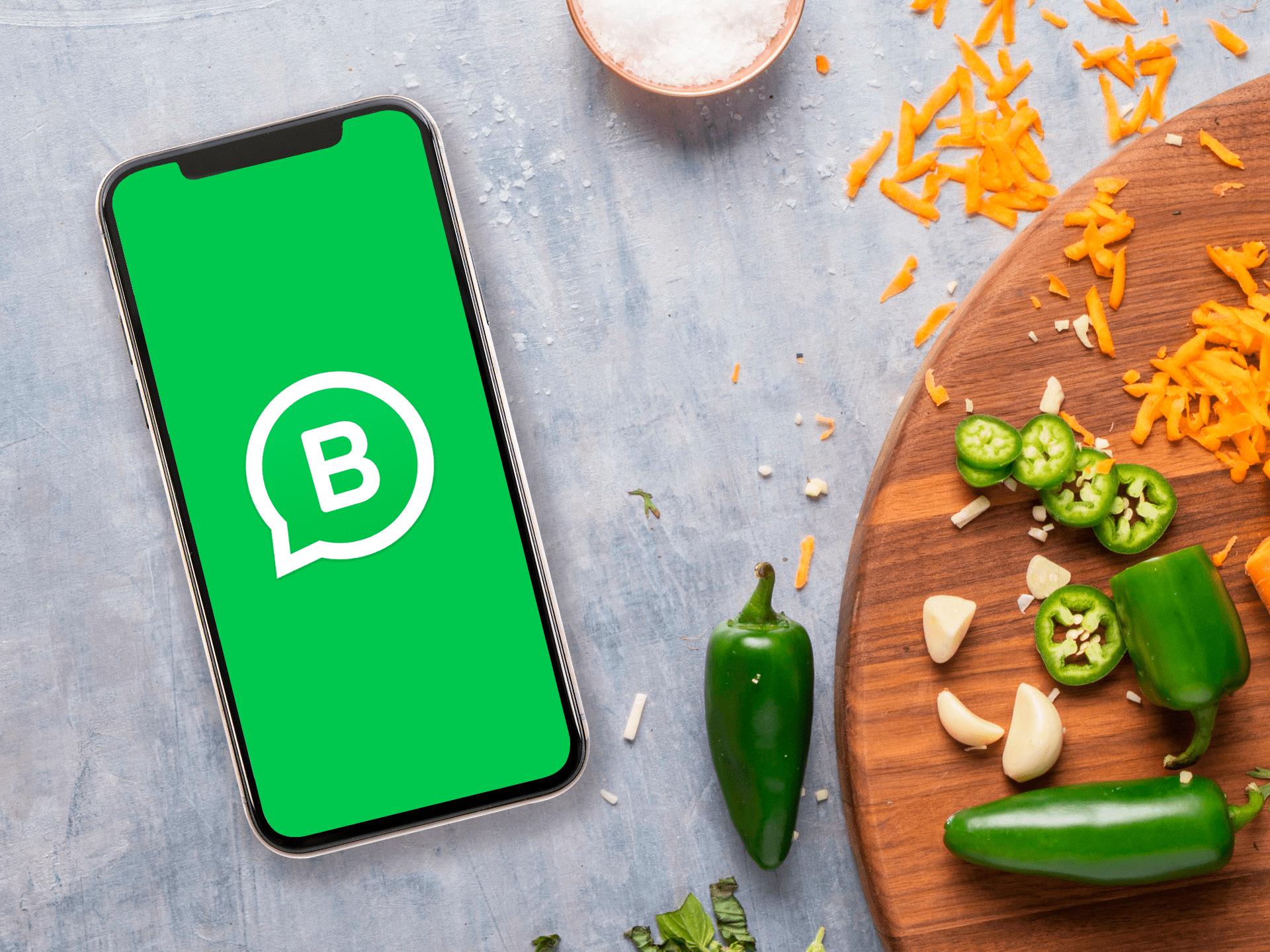 Novidade: agora é possível ter um catálogo WhatsApp Business
