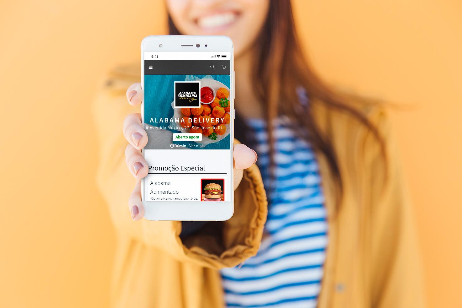 Como Criar um Aplicativo para Entrega de Comida Só Seu?