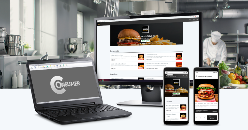 consumer menudino marketing para restaurantes