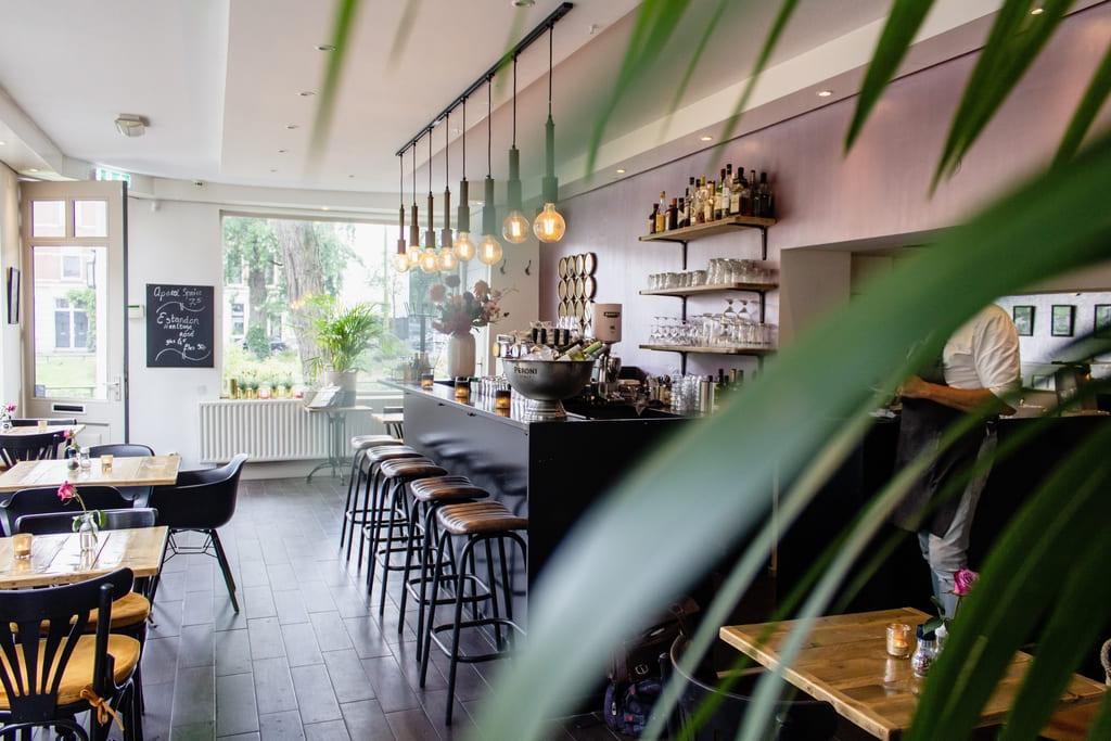 transformação digital restaurante vazio
