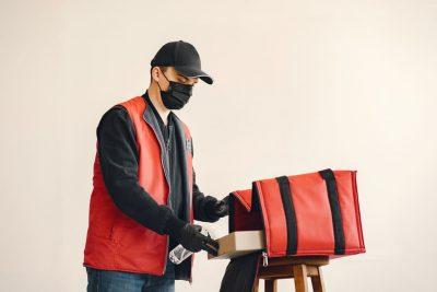 pedidos delivery com experiência do cliente