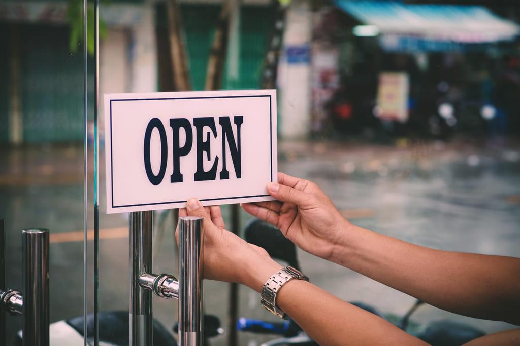 soft opening como começar