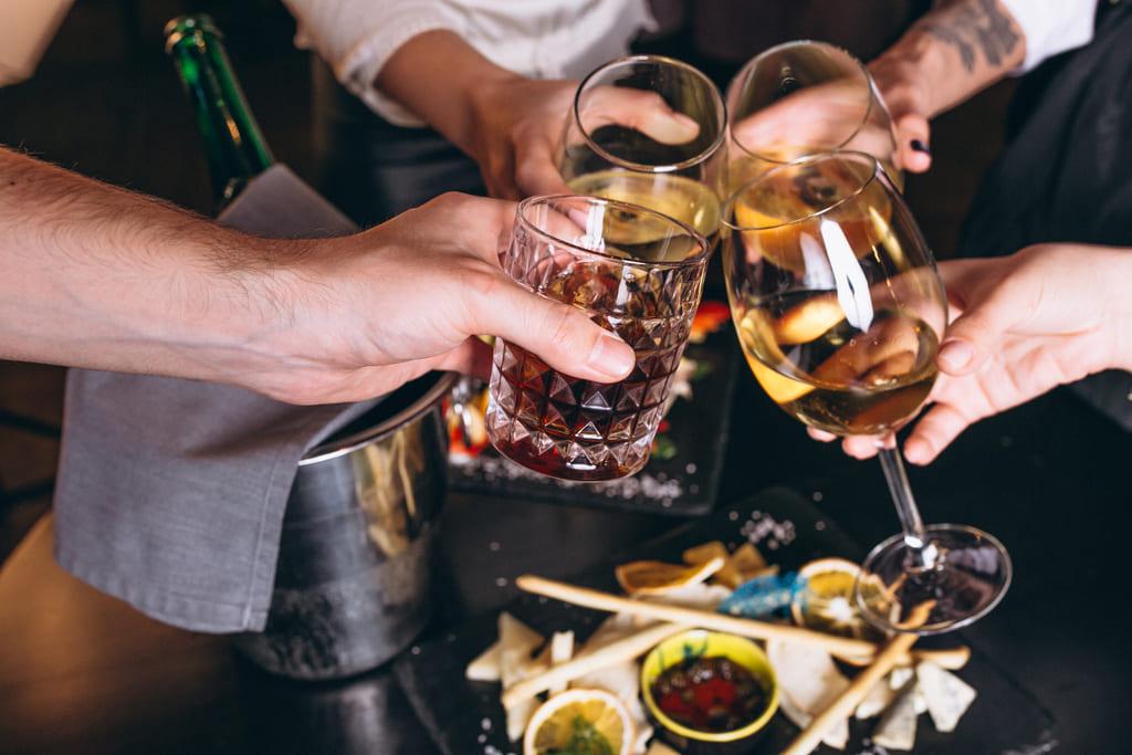 aumentar as vendas restaurante fim de ano drinks temáticos