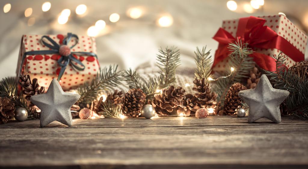 aumentar vendas restaurantes fim de ano decoração