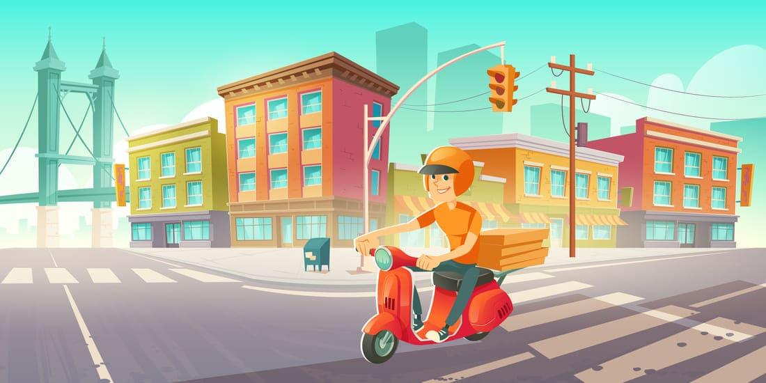 4 Dicas de Como Definir a Taxa de Entrega do Seu Delivery