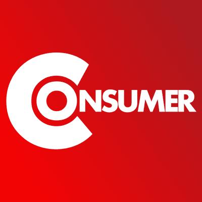 logo consumer, destaque na RecordTV