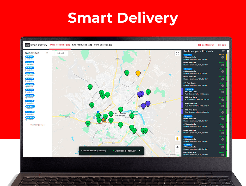 Smart Delivery do Consumer: Reduza o Seu Tempo de Entrega