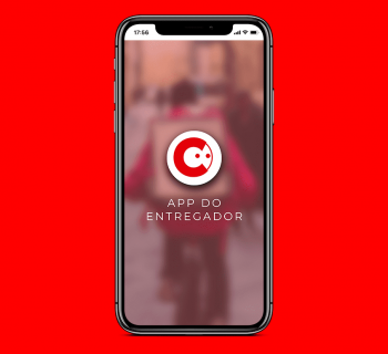 app do entregador