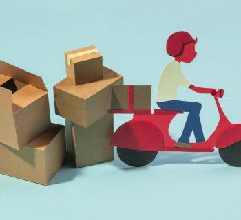 entregas rápidas para delivery