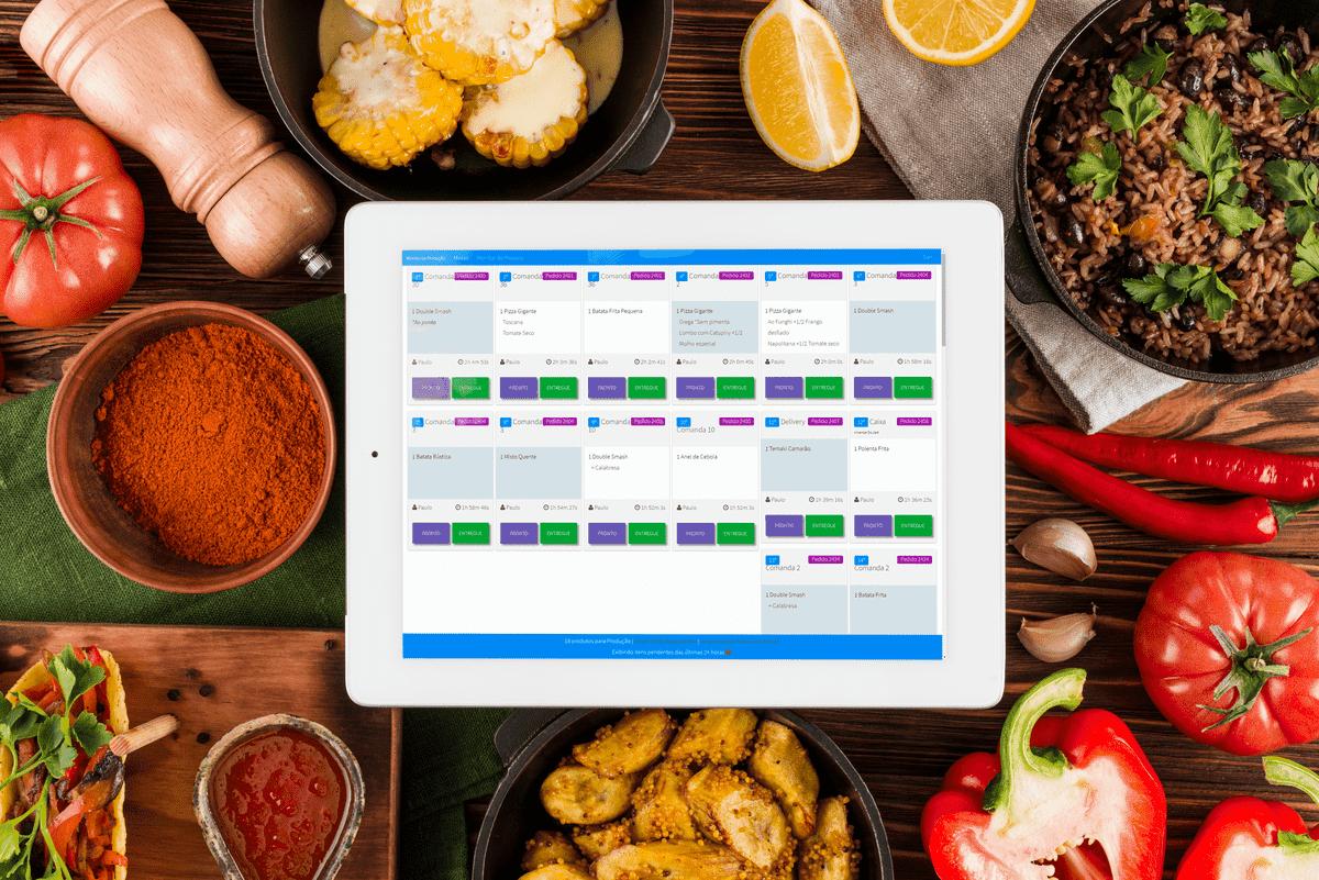 O que é, Como Funciona e Por que Usar o Monitor KDS para Restaurantes?