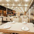 food hall mesas