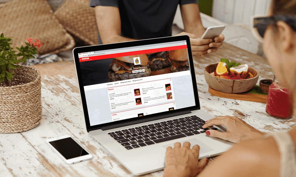 Por Que e Como criar um Site para Restaurante Delivery Grátis?