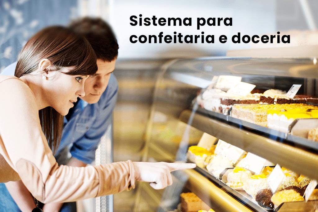 Sistema para Confeitaria e Doceria Gratuito com Site Delivery