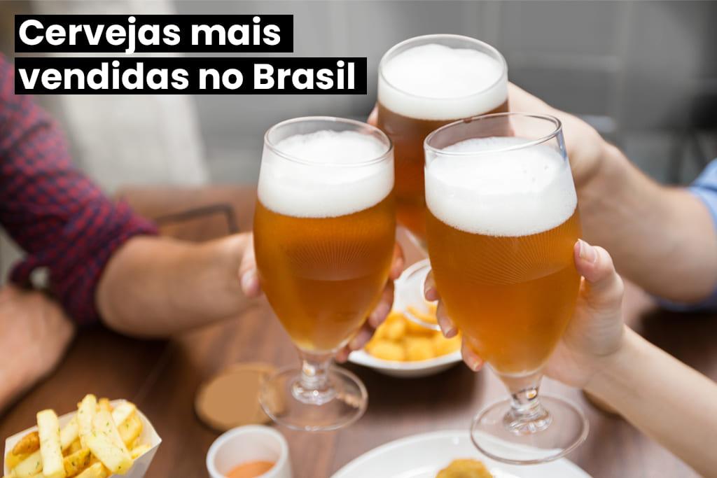 10 Cervejas mais Vendidas no Brasil em Bares e Restaurantes