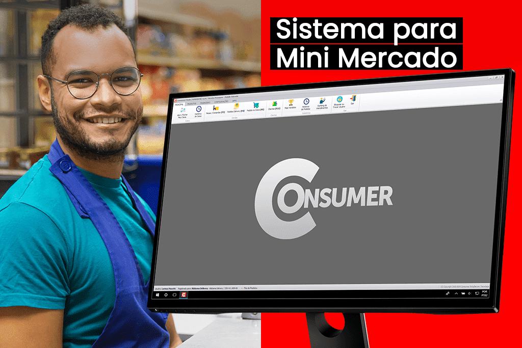 Sistema para Mini Mercado Gratuito + Site Delivery Grátis