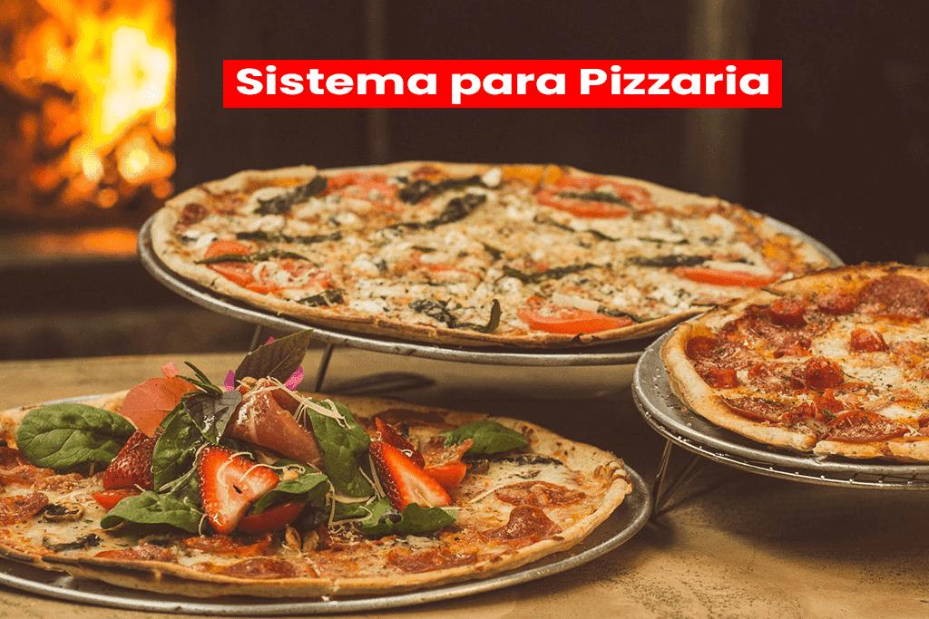 Sistema para Pizzaria Recomendado pelo SEBRAE