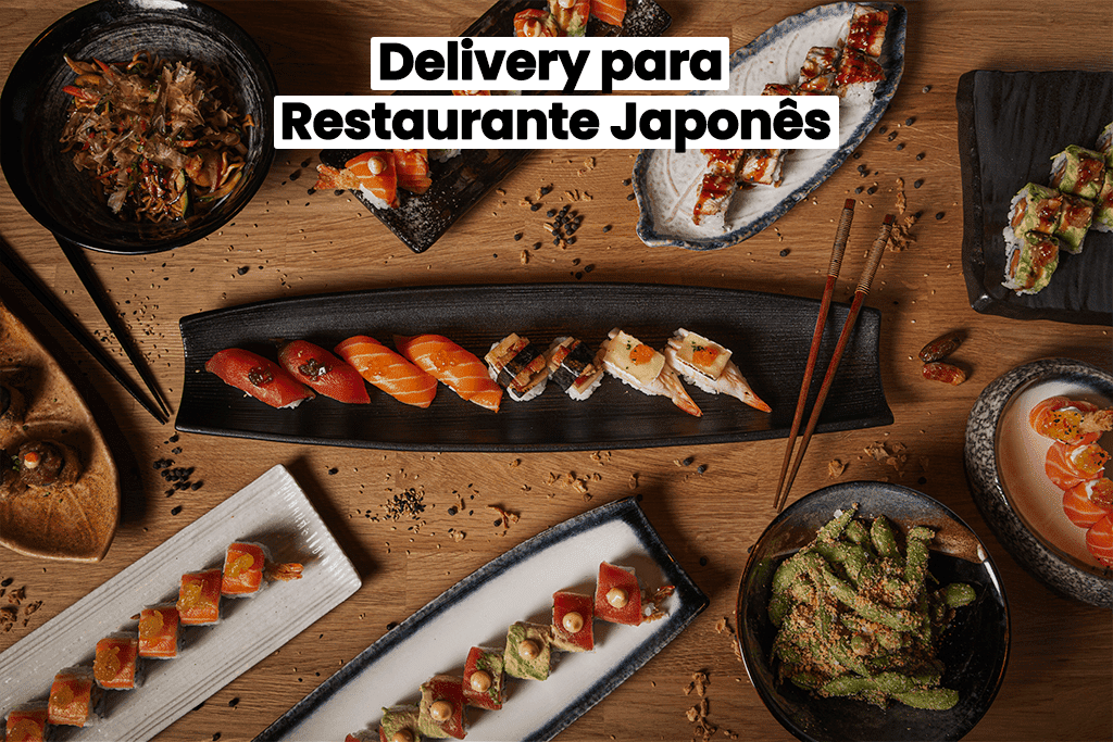 Por Que Apostar no App de Delivery para Restaurante Japonês?
