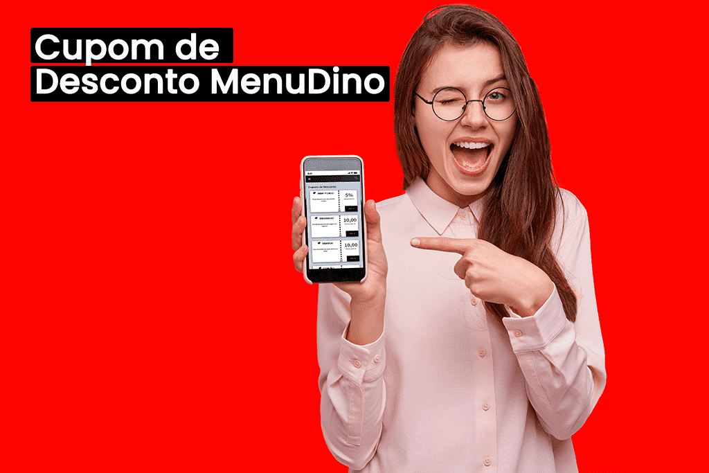 Como usar Cupom de Desconto MenuDino no Delivery para Vender Mais?