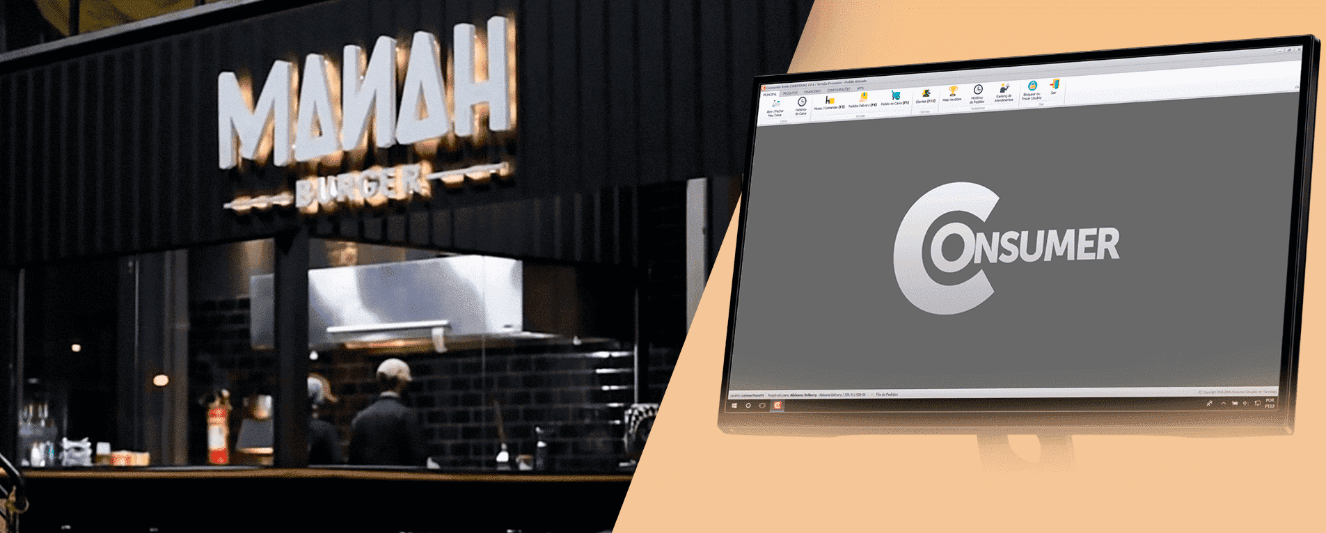 'O Consumer Mudou Nossa Vida': Como Hamburgueria de SP Atende o ABC com Eficiência?