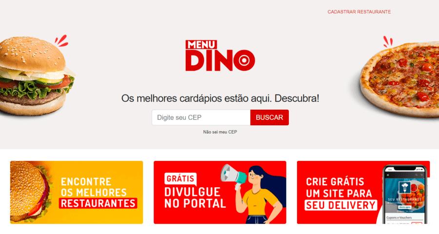 Portal MenuDino